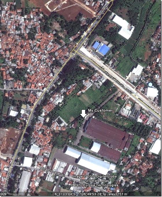 PT. Metro Lintas Nusa - Salim Group