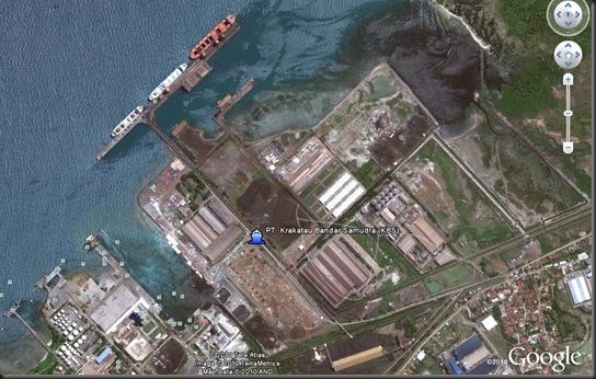 PT. Krakatau Bandar Samudra